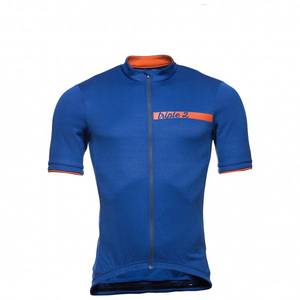 Triple2 - Velo Zip Merino Shirt - Cycling jersey