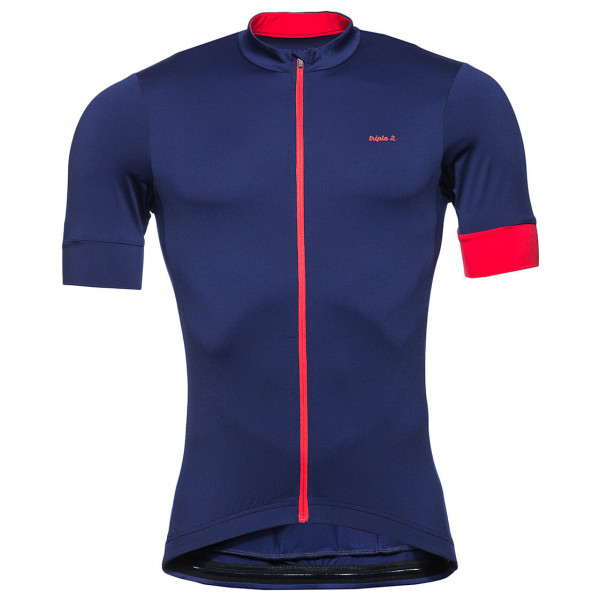 Triple2 - Velo Zip Performance Shirt - Radtrikot