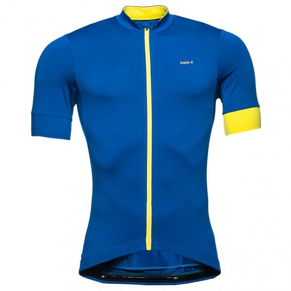 Triple2 - Velo Zip Performance Shirt - Fietsshirt