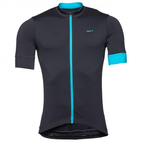Triple2 - Velo Zip Performance Shirt - Cykeljersey
