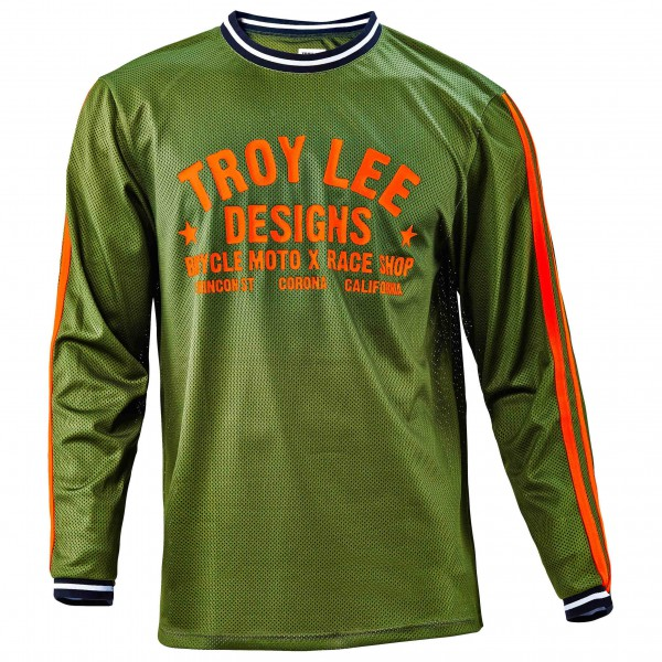 Troy Lee Designs - Super Retro Jersey - Radtrikot