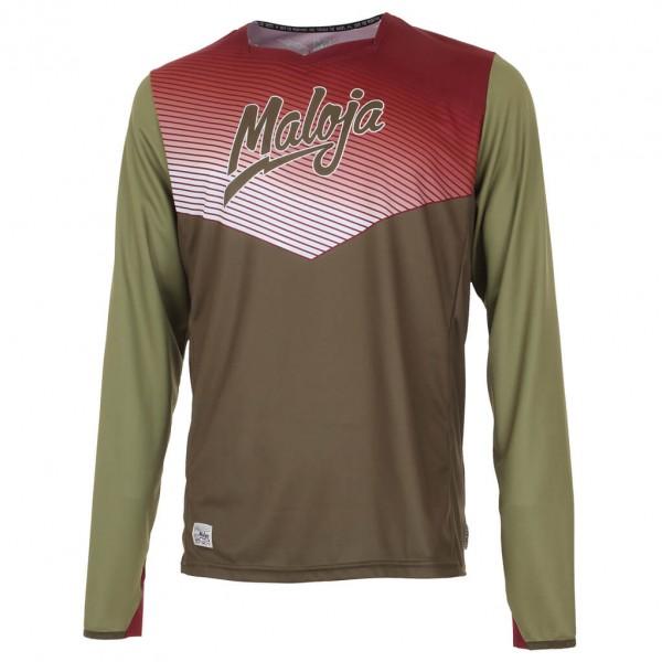 Maloja - HankM.FR 1/1 - Fietsshirt
