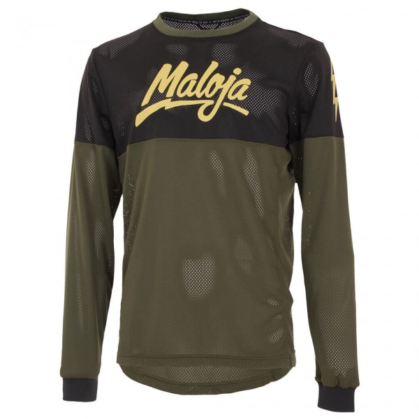 Maloja - WilliamM. - Fietsshirt