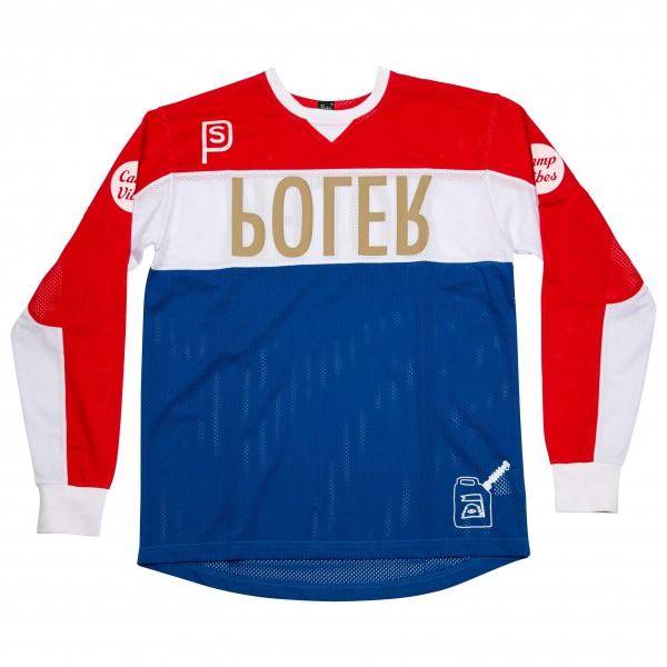 Poler - Moto Tech Jersey - Cycling jersey