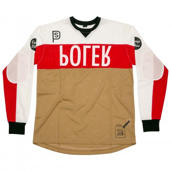 Poler - Moto Tech Jersey - Radtrikot