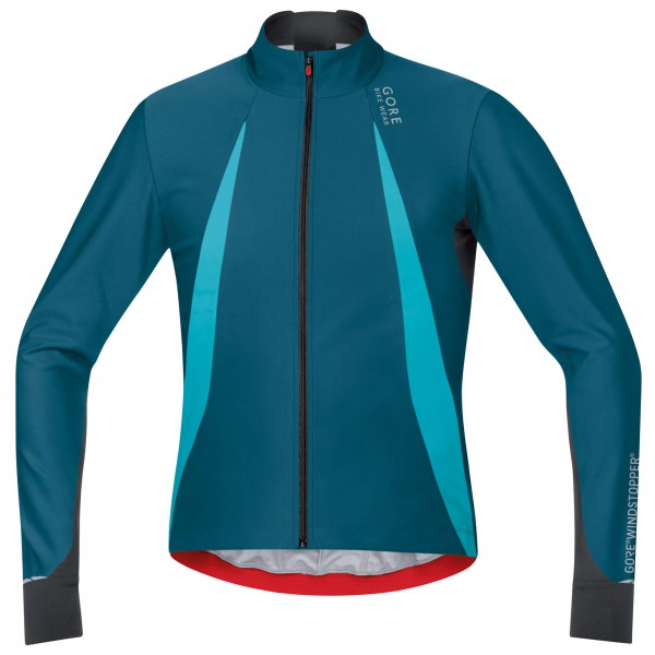 GORE Bike Wear - Oxygen Windstopper Trikot Lang - Cycling je
