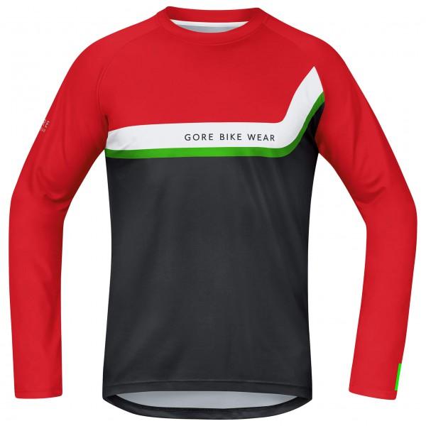 GORE Bike Wear - Power Trail Jersey Lang - Maillot de cyclis