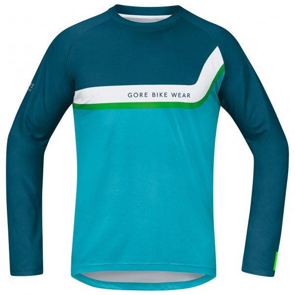 GORE Bike Wear - Power Trail Jersey Lang - Pyöräilypusero