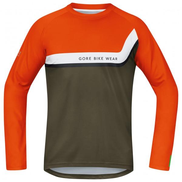 GORE Bike Wear - Power Trail Jersey Lang - Cycling jersey