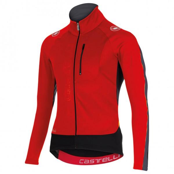 Castelli - Trasparente 3 Wind Jersey FZ - Cycling jersey