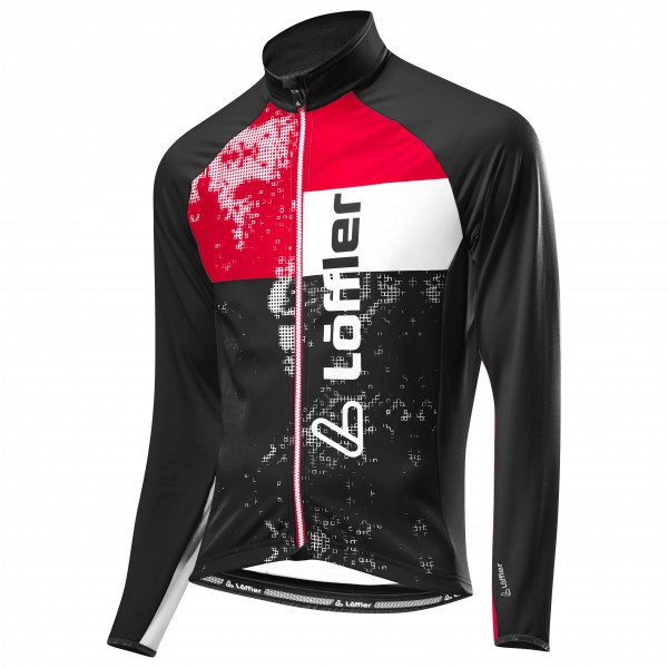 Löffler - Bike Langarmtrikot ''Styles'' Full-Zip