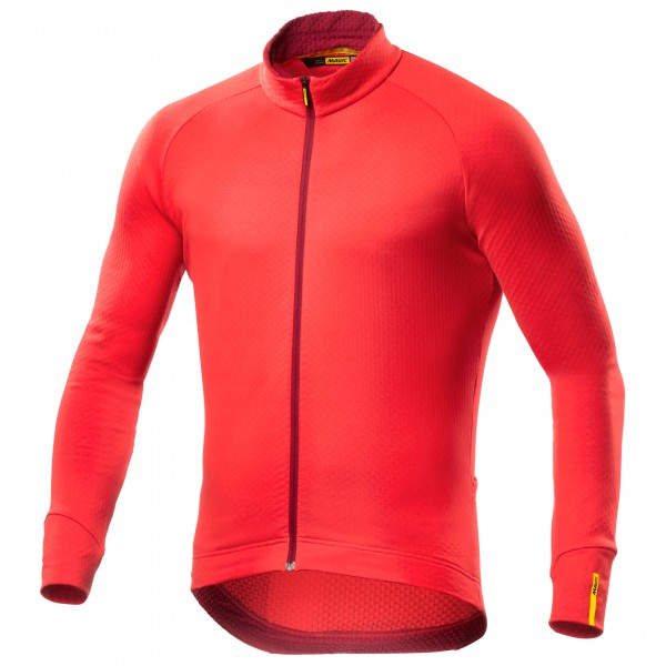 Mavic - Aksium Thermo L/S Jersey - Fietsshirt