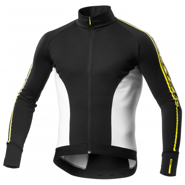 Mavic - Cosmic Elite Thermo L/S Jersey - Radtrikot