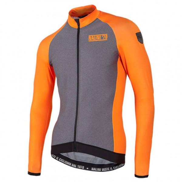 Nalini - Crit Wind Jersey L/S - Cycling jersey