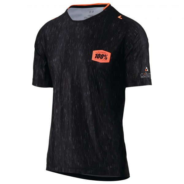 100% - Celium Heather Enduro/Trail Jersey - Fietsshirt