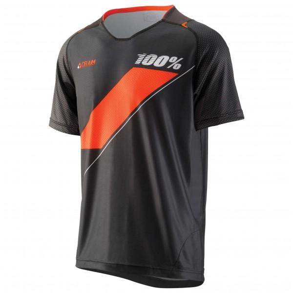 100% - Celium Solid Enduro/Trail Jersey - Fietsshirt