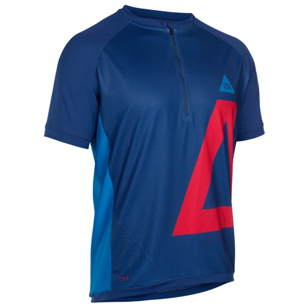 ION - Tee Half Zip S/S Traze_Amp - Cycling jersey