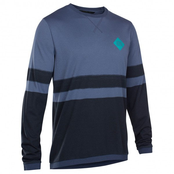 ION - Tee L/S Seek_Amp - Cycling jersey