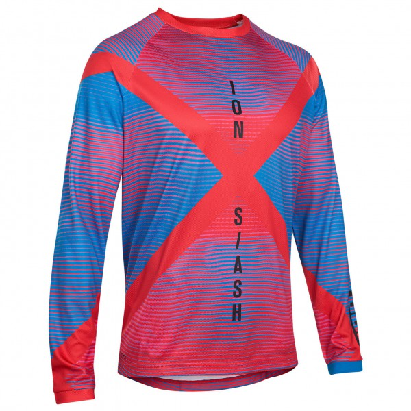 ION - Tee L/S Slash_Amp - Cycling jersey