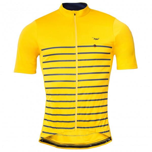 Triple2 - Velozip Merino Jersey - Pyöräilypusero