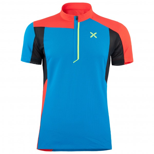 Montura - Selce Zip T-Shirt - Cykeltrikå