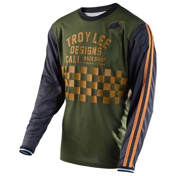 Troy lee Designs - Super Retro Jersey - Pyöräilypusero
