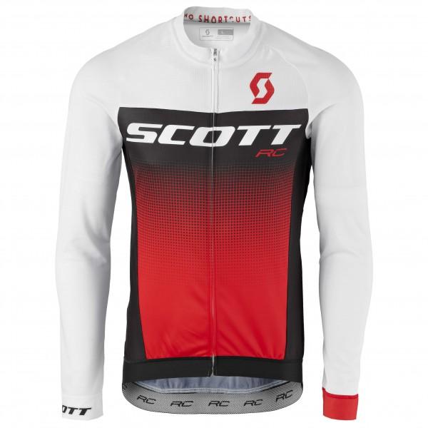 Scott - Shirt Racing Pro L/Sl - Radtrikot