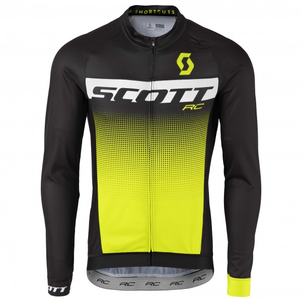 Scott - Shirt Racing Pro L/Sl - Radtrikot