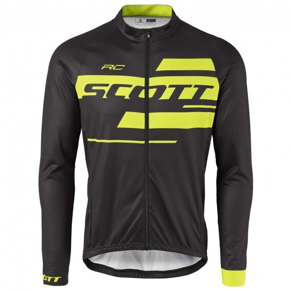 Scott - Shirt Racing Team 10 L/Sl - Radtrikot