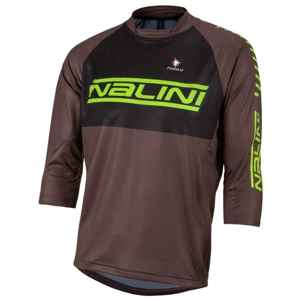 Nalini - Trail Jersey Medium SL - Fietsshirt