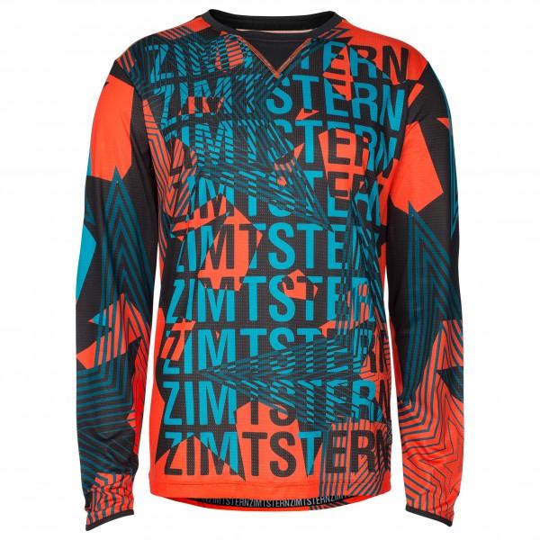 Zimtstern - Bike Jersey LS Connorz - Fietsshirt