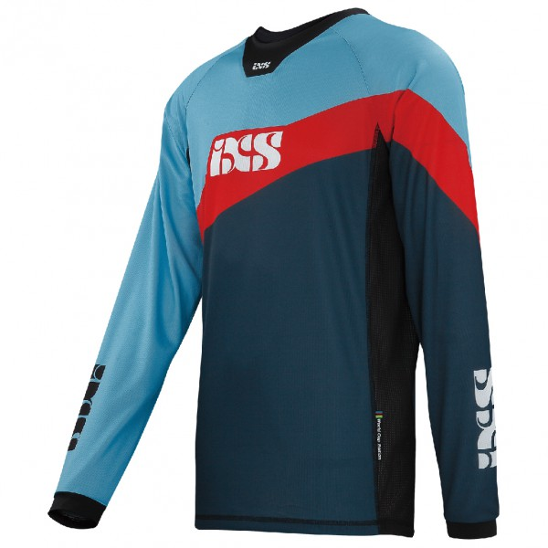 iXS - Race 7.1 Downhill Jersey ''Worldcup Edition'' - Cykeltrikå