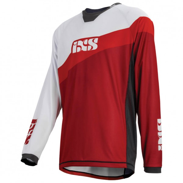 iXS - Race 7.1 Downhill Jersey ''Worldcup Edition'' - Cykeltrikå