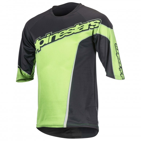 Alpinestars - Crest 3/4 Sleeve Jersey - Cykeljersey