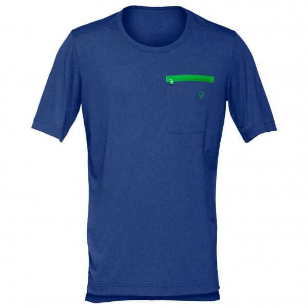 Norrøna - Fjørå Equaliser Lightweight T-Shirt - Radtrikot