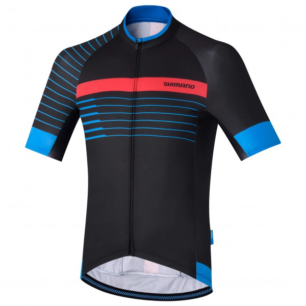 Shimano - Breakaway Print Short Sleeve Jersey - Sykkeldress