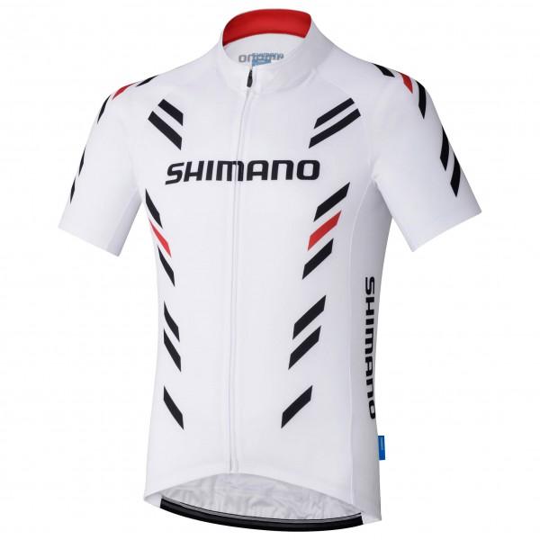 Shimano - Print Short Sleeve Jersey - Pyöräilypusero