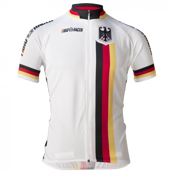 Bioracer - Germany Short Sleeve Jersey - Fietsshirt