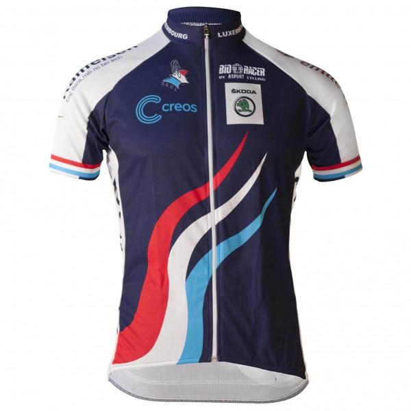 Bioracer - Luxemburg Short Sleeve Jersey - Pyöräilypusero