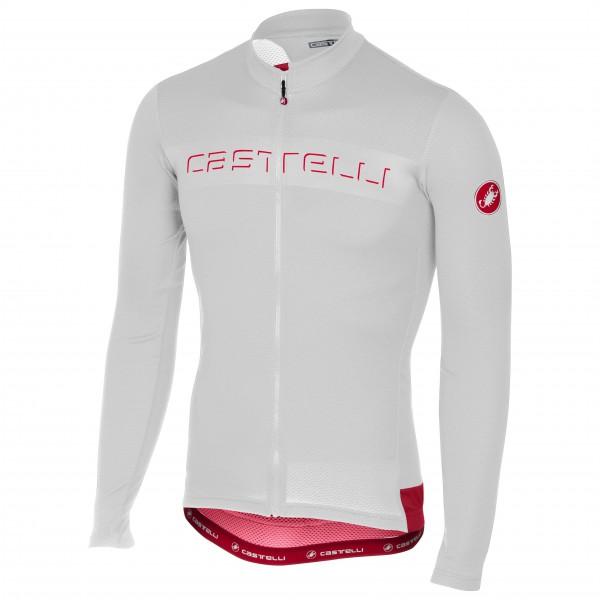 Castelli - Prologo V Long Sleeve Jersey Full Zip - Radtrikot