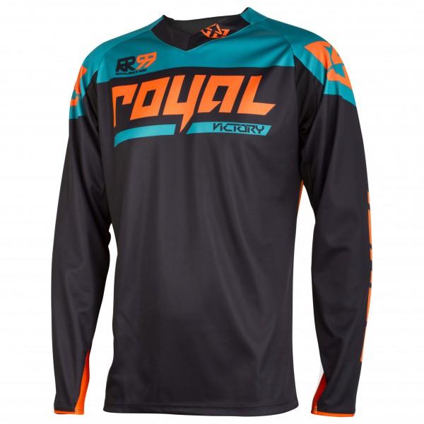 Royal Racing - Victory Race Jersey L/S - Fietsshirt