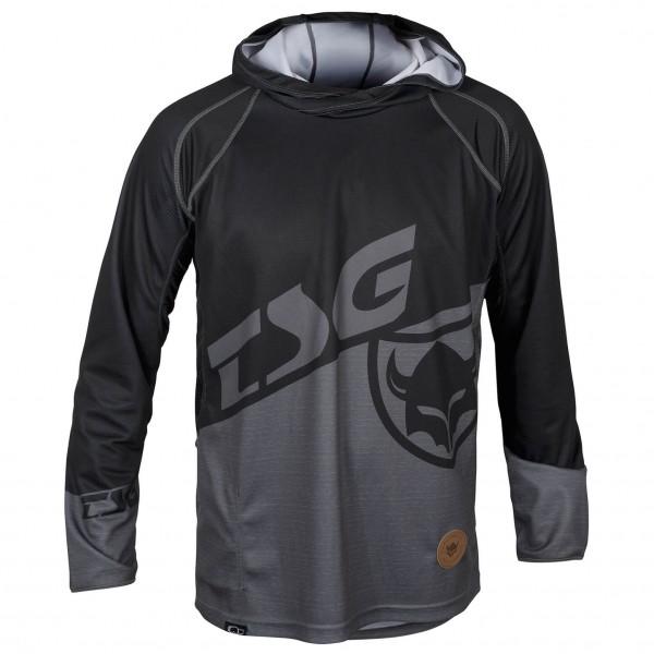 TSG - Black Edition BE1 Jersey L/S - Radtrikot