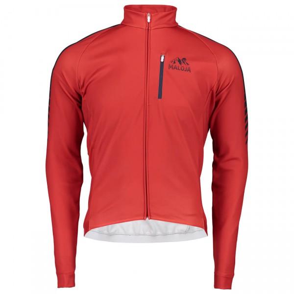 Maloja - PrestonM.L/S Bike Jacket - Fietsshirt