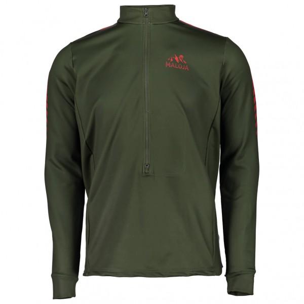 Maloja - PrestonM.Shirt L/S - Radtrikot