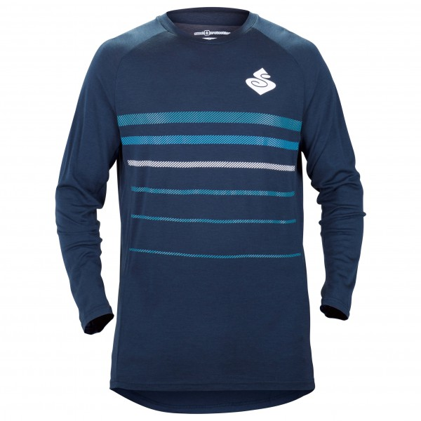 Sweet Protection - Badlands Merino L/S Jersey - Cykeljersey