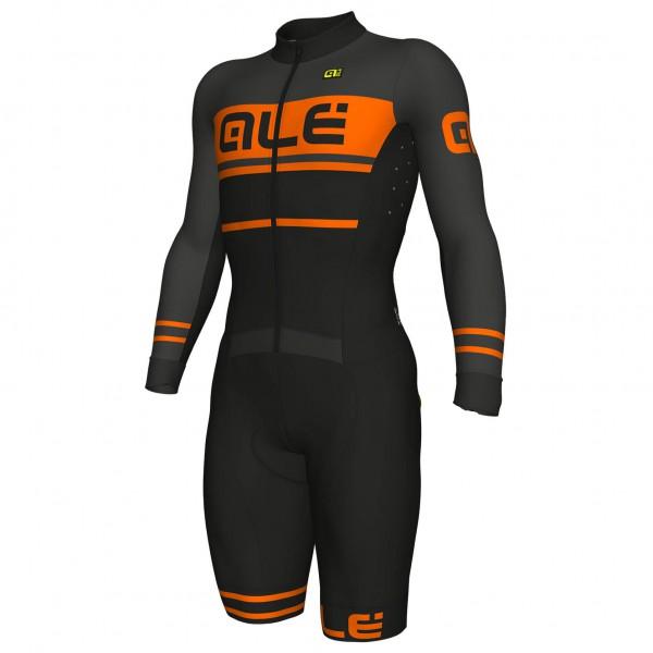 Alé - R-EV1 Fango Skinsuit Ciclocross L/S - Fietspak