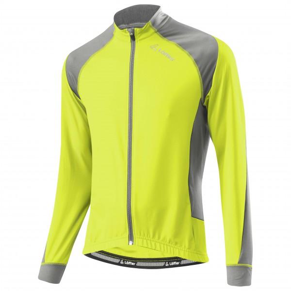 Löffler - Bike Langarmtrikot C-Block Full Zip - Cycling jersey