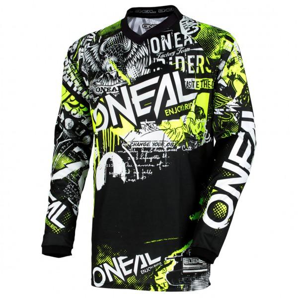 O'Neal - Element Jersey Attack - Cykeljersey