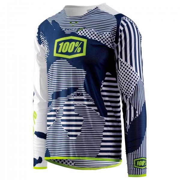 100% - R-Core-X DH Jersey - Pyöräilypusero