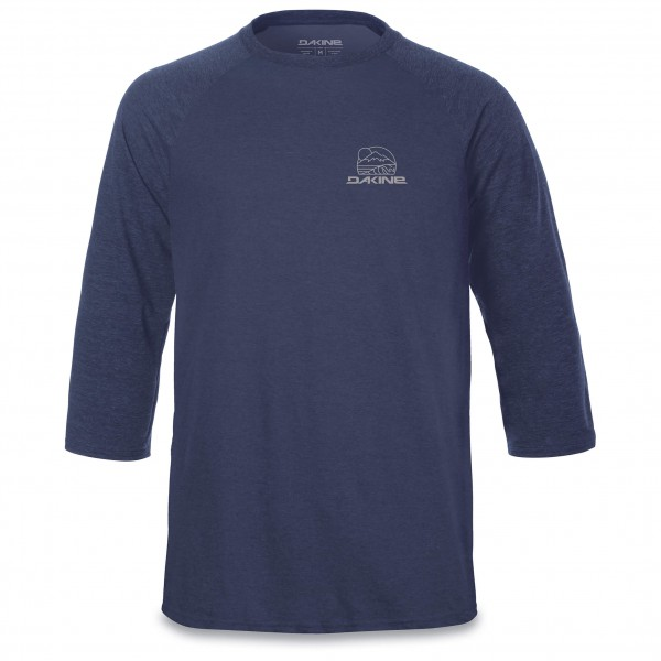 Dakine - Well Rounded 3/4 Raglan Tech T - Sport shirt